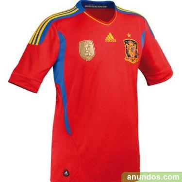 Camiseta de futbol seleccion española 2011 - Madrid Ciudad