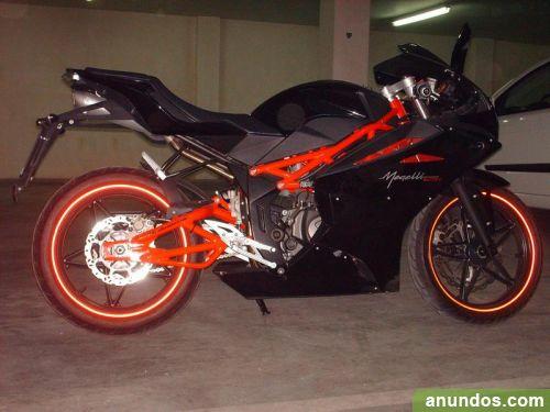 moto megelli 125 cc sport marratx. Black Bedroom Furniture Sets. Home Design Ideas