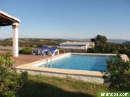 Casa rural con piscina en el campo conil de la frontera - Piscinas en el campo ...