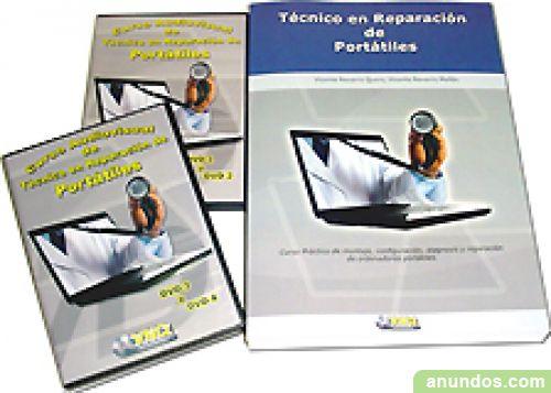 Curso Técnico de Reparación Portátiles (DONOSTIA)