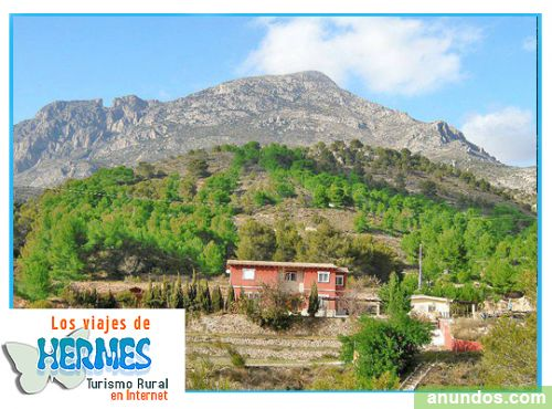 Alquiler casa rural para 30 personas benidorm casa para fiestas - Casa rural 30 personas ...