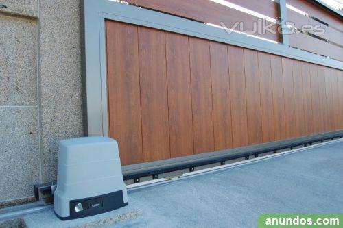 Automatismos de puertas y cierres metalicos 627435117 - Mecanismo puerta garaje ...