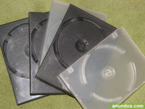 Cajas vacías de dvd