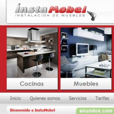 Montajes de muebles cocinas puertas y tarima flotante m laga ciudad - Tarima flotante para cocinas ...