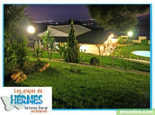 Finca bodas casa rural para bodas con gran jard n for Bar piscina lago jardin 1