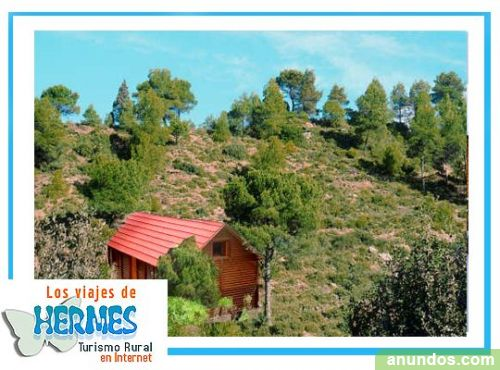 Caba a para fin de semana romantico a 4 horas de madrid - Fin de semana en cabanas de madera ...