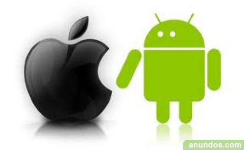 DESARROLLO DE SOFTWARE para Windows Mobile, IPhone y Android