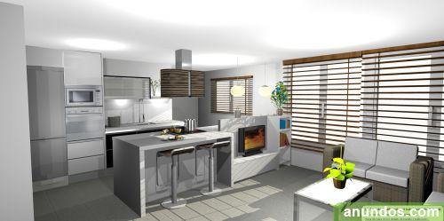 dise o y fabricaci n de muebles de cocina madrid ciudad On muebles de cocina diseño y fabricacion