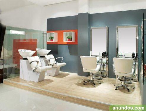 Oferta conjunto de peluquer a abrera for Muebles de peluqueria en oferta