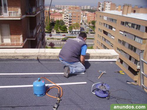 Reparacion de cubiertas y tejados presupuestos gratis - Cubiertas y tejados ...