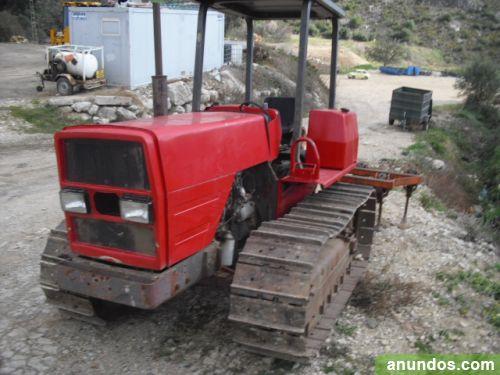 tractor cadena mf 75cv modelo 294-c