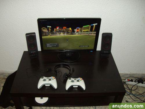Xbox 360 (flasheada y NO baneada)