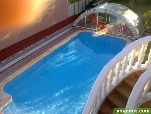 Fabricante espa ol de cubiertas y cerramientos de piscinas - Fabricante de piscinas ...