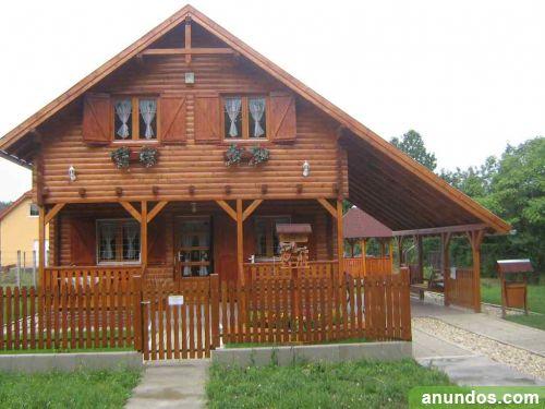 Casas de madera precios directo de fabrica arandilla - Casas moviles de madera ...