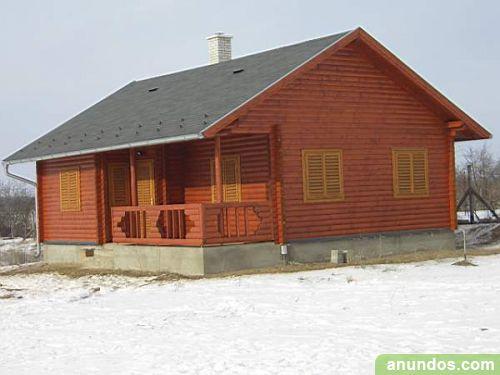 Casas de madera precios directo de fabrica amposta - Fabricantes de casas de madera ...
