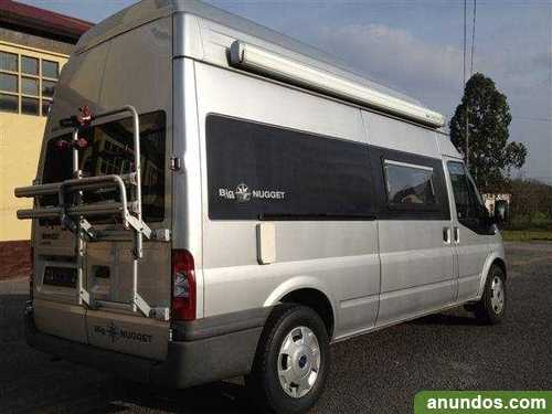 ford transit big nugget xl westfalia mungia. Black Bedroom Furniture Sets. Home Design Ideas