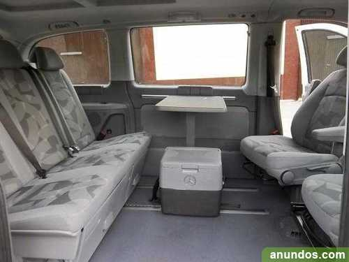 mercedes benz viano fun 2 0cdi westfalia mungia. Black Bedroom Furniture Sets. Home Design Ideas