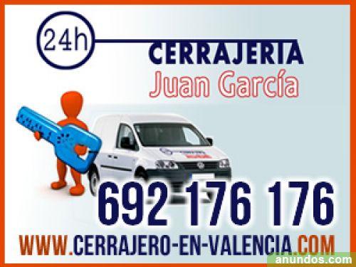 Cambio de cerraduras en Paterna: Cerrajero 692 176 176