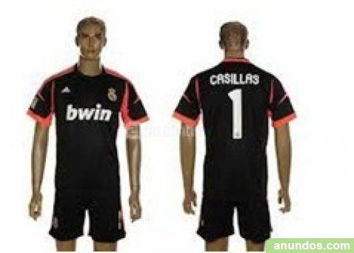 Camiseta de portero del real madrid del 2012-2013 casillas 1 - Foto 1 09cd08e2f07