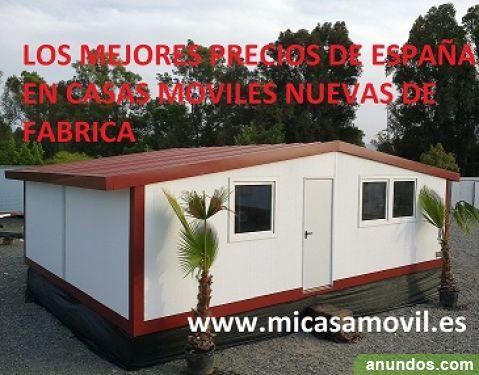 Fabricamos casas m viles a tu medida m laga ciudad - Casas moviles en malaga ...