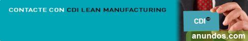 Lean manufacturing. Consultoria de Produccion. CDI Consultores