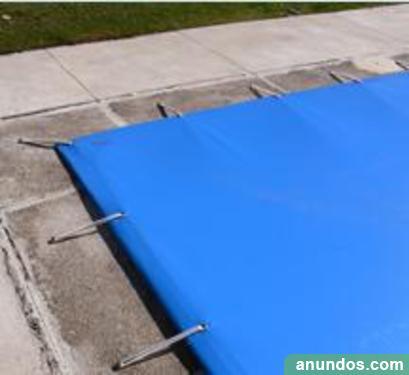 Cobertor solar y de invierno para piscina alicante ciudad for Cobertor solar piscina