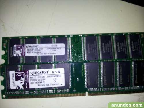 Memoria RAM DDR/400