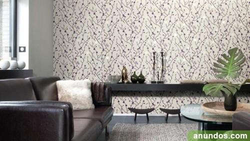 Casas cocinas mueble vinilos y papel pintado for Fotomurales decorativos