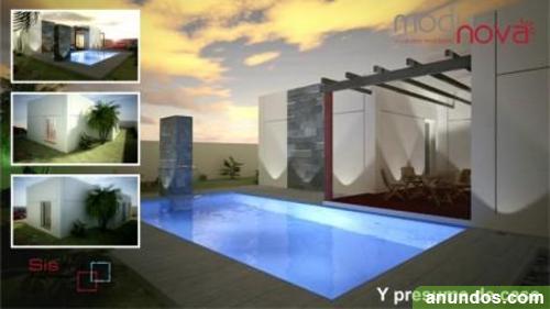 Vende casas prefabricadas de hormig n madrid ciudad - Casas prefabricadas en madrid ...