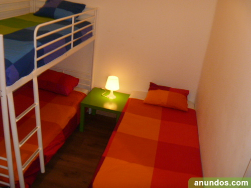 Alquiler habitaciones desde 250 en piso compartido Alquiler de habitacion en piso compartido
