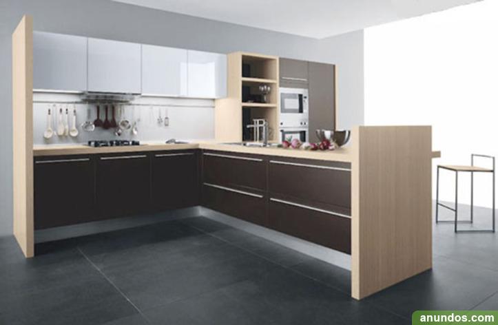 Muebles de cocina y encimeras en madrid avila y - Lacar muebles cocina precio ...