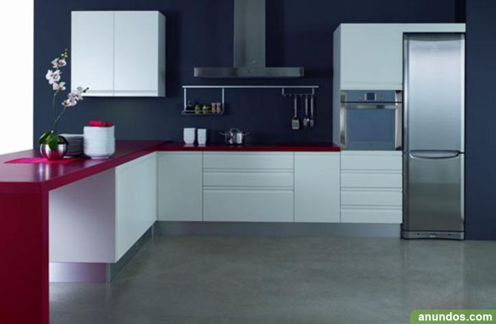 Muebles de cocina y encimeras en madrid avila y for Muebles de cocina espana