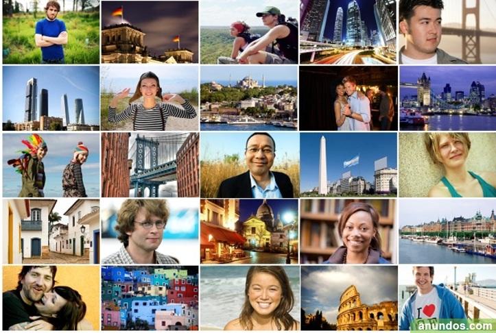 Nuevo proyecto de viajes y amistad internacional