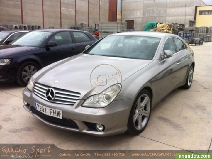 Mercedes benz cls 500 amg cedeira for Mercedes benz cls 500 precio