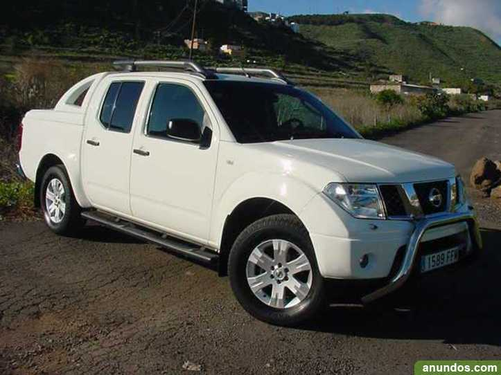 nissan navara pick up le 2 5 dci 170 cv santa cruz de tenerife. Black Bedroom Furniture Sets. Home Design Ideas