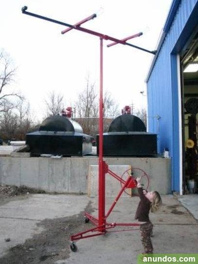 Elevador placas de pladur placas de yeso laminado nuevo - Placas de yeso laminado ...