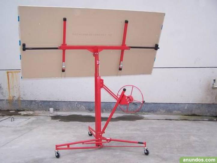 Elevador placas de pladur placas de yeso laminado nuevo - Elevador placas pladur ...