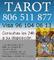 Tarot, tirada de cartas