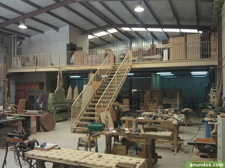 Fabrica de muebles ebanisteria maracena trabajos a for Muebles de fabrica