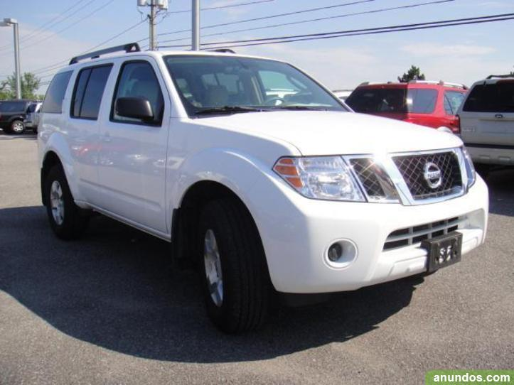for sale 2011 nissan pathfinder castro del r o. Black Bedroom Furniture Sets. Home Design Ideas