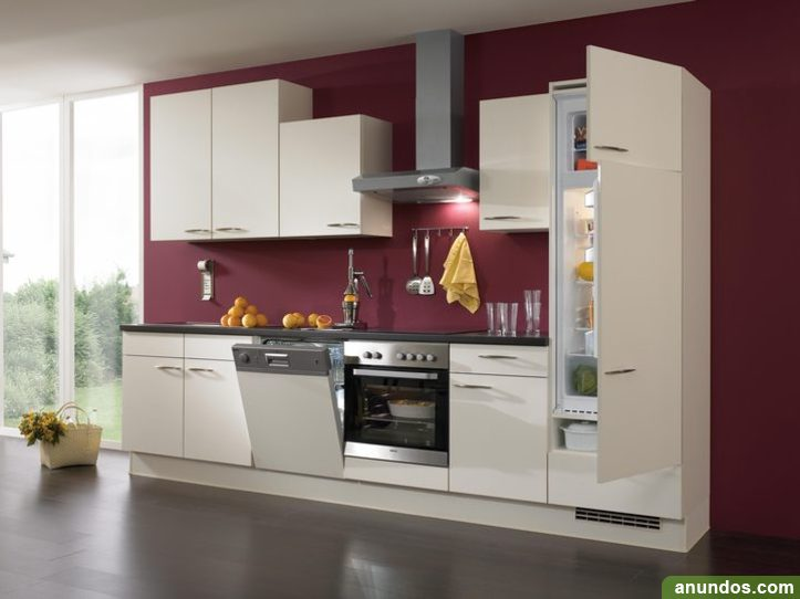 Muebles de cocina aktual kitchen carmona for Precios cocinas completas