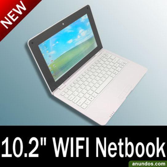 Oferta! netbook 10.2 , wifi, cam..