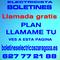 627772188 llamada gratis para boletin electrico zaragoza