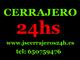 Cerrajeros madrid 24h