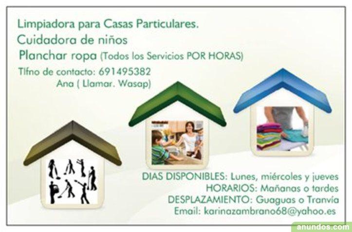 Estoy buscando trabajo de limpieza cobro 7 euros por horas santa cruz de tenerife - Busco trabajo de limpieza de casas por horas ...