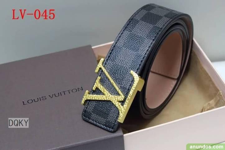Cinturones Lv Hombre