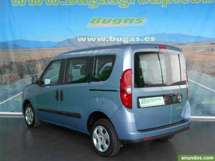 fiat doblo panorama dynamic 1 6 multijet vigo. Black Bedroom Furniture Sets. Home Design Ideas