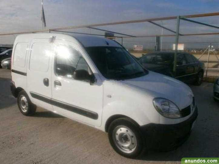 renault kangoo 1 5 dci 60cv furgon algete. Black Bedroom Furniture Sets. Home Design Ideas