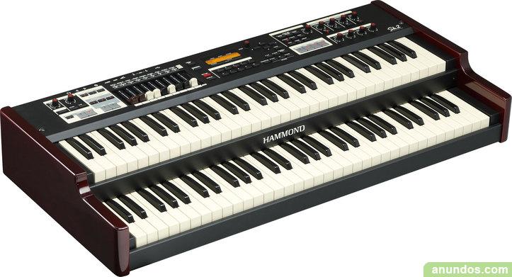 Hammond SK2 nuevo con garantia