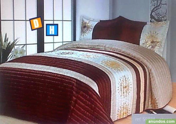Colchas patchwork para camas 150cm palma de mallorca for Colchas para camas de 150 con canape